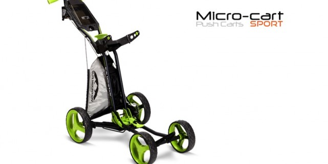 Sun Mountain Micro Cart Sport